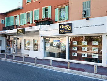 Agence Immobiliere Century 21- Nice Mont Boron Gestion