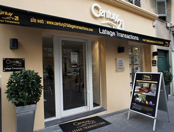 Agence Immobiliere Century 21- Nice Port