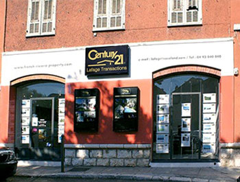 Agence Immobiliere Century 21- Villefranche-sur-Mer